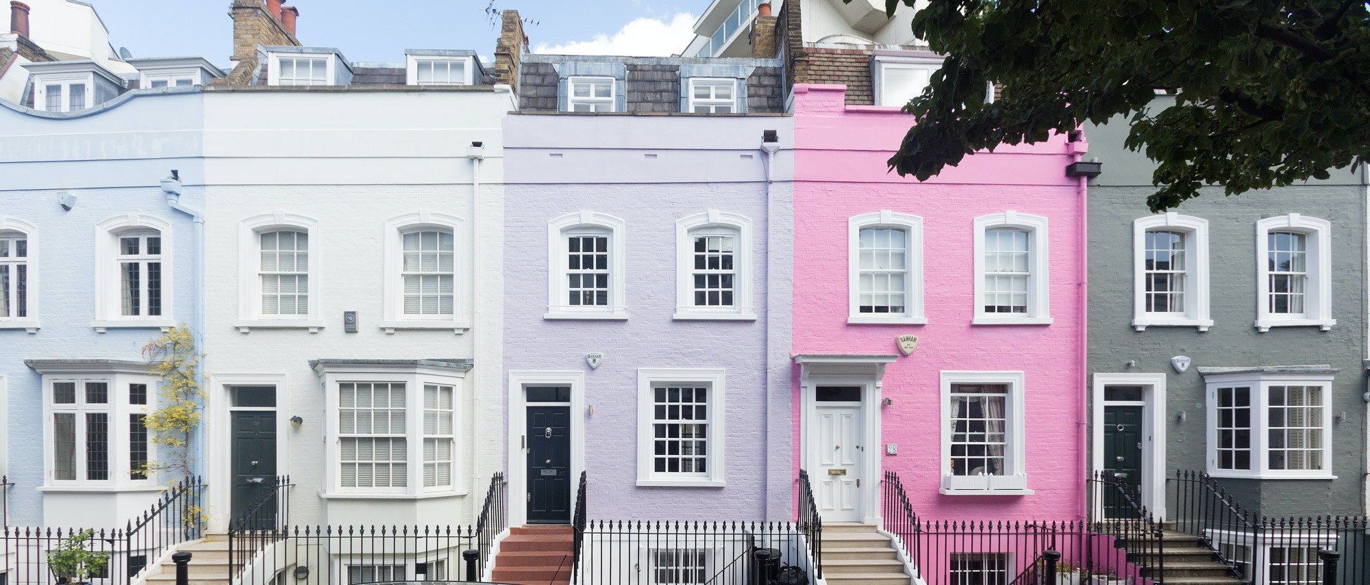 Notting hill neighbourhood guide the plum guide for House notting hill