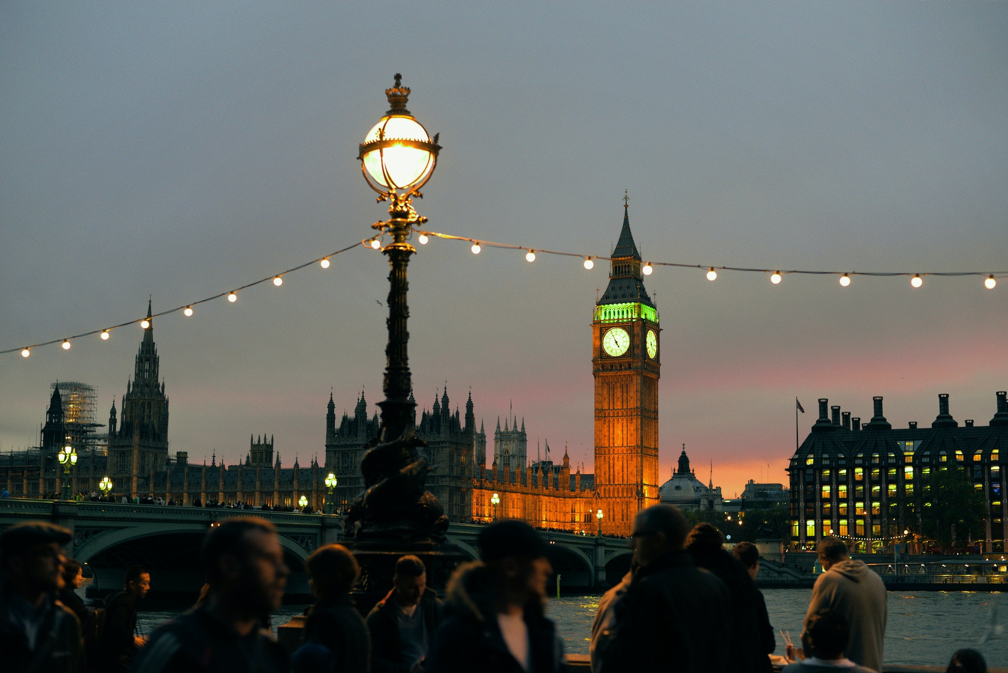e5e3c1a85fc9 A serious London itinerary must have a view of dear old Big Ben and the  Thames
