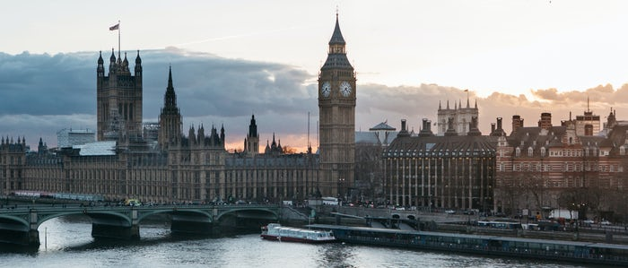 Big Ben in Westminster - one of the best areas for tourists to stay in London