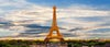 Eiffel Tower in one of the best areas to stay in Paris