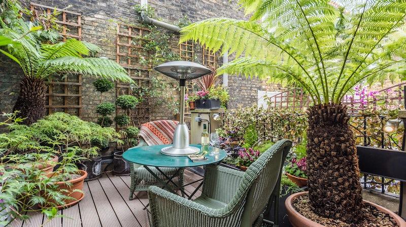 The Victorian Garden Pimlico London The Plum Guide