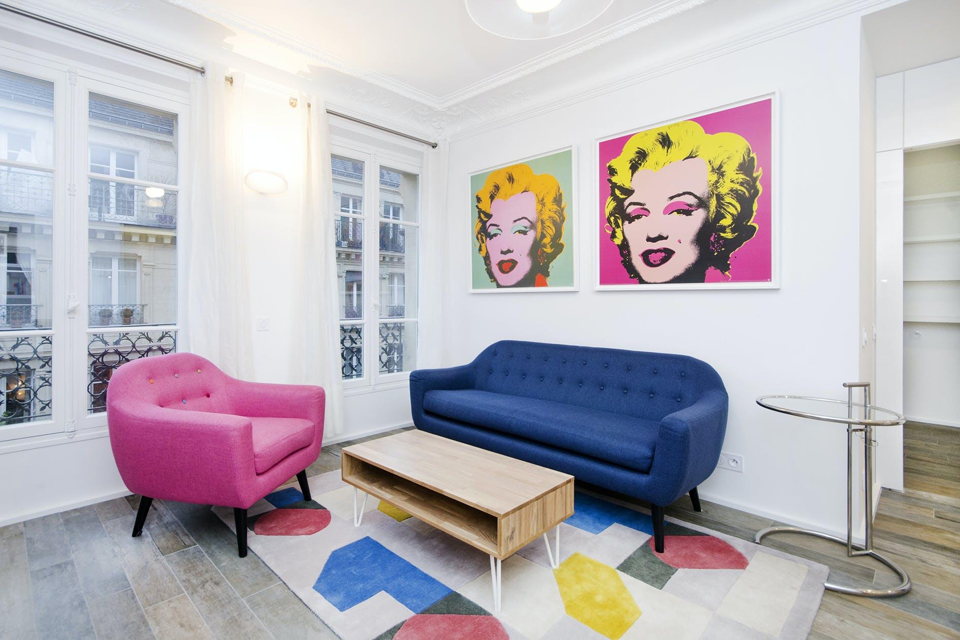 Pop Art Pletzl Paris Plum Guide