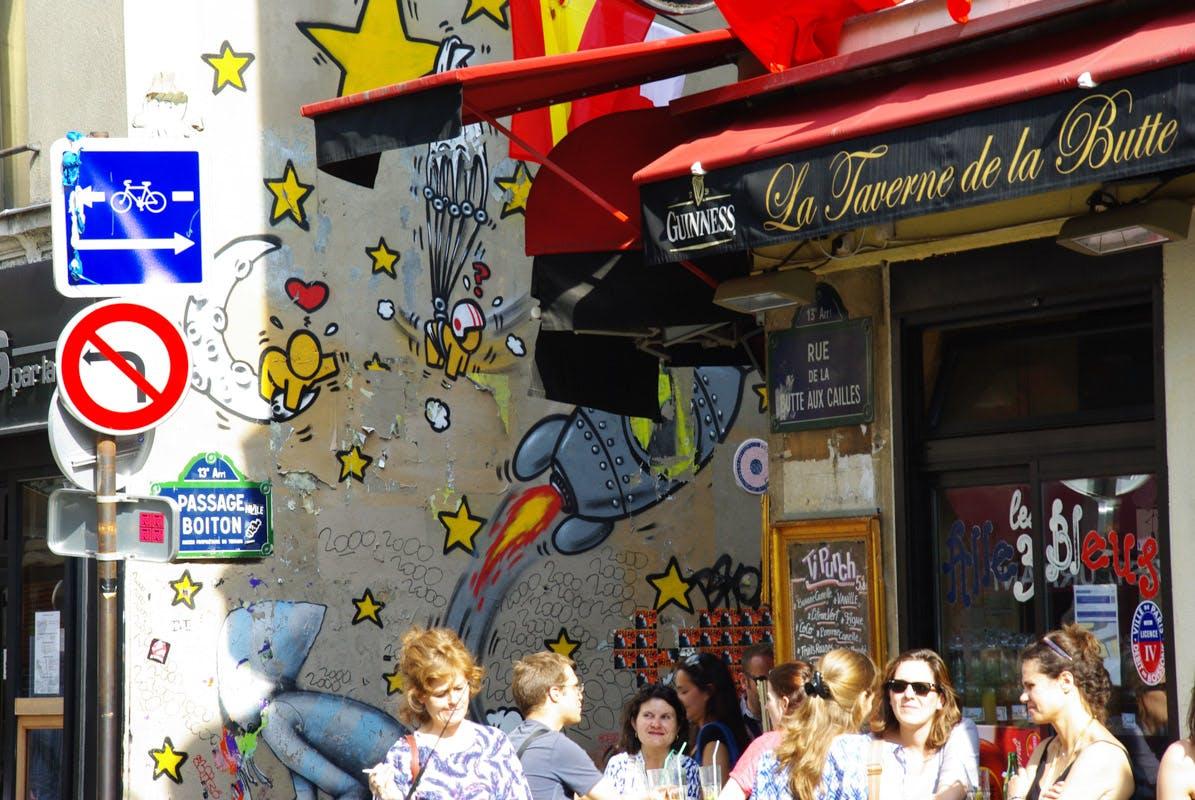 La Butte Aux Cailles Photos safe haven, la butte aux cailles, paris | the plum guide