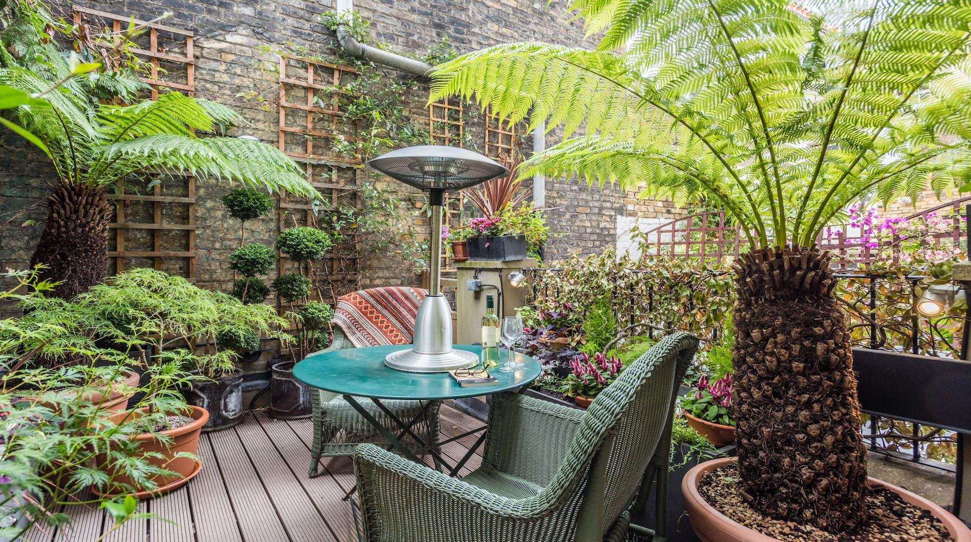 Victorian Garden Pimlico London The Plum Guide