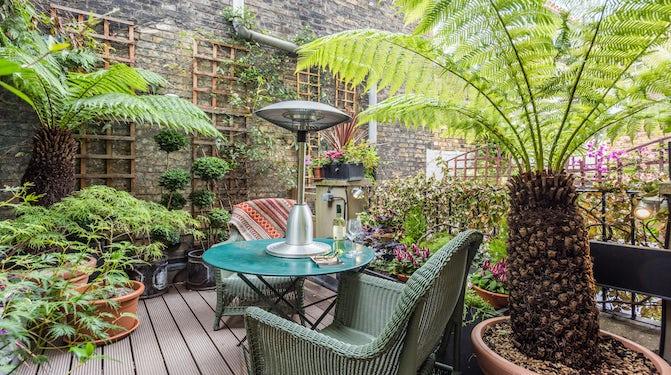 Image result for Victorian garden