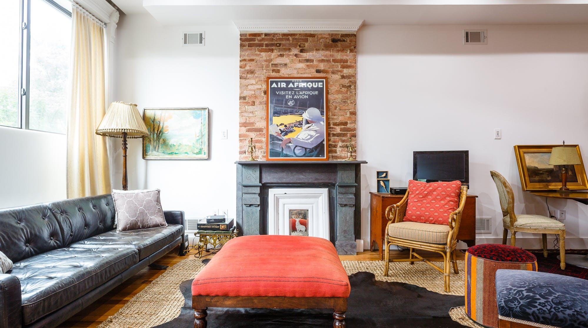 Brick and Mortar, Bedford-Stuyvesant, New York | The Plum Guide