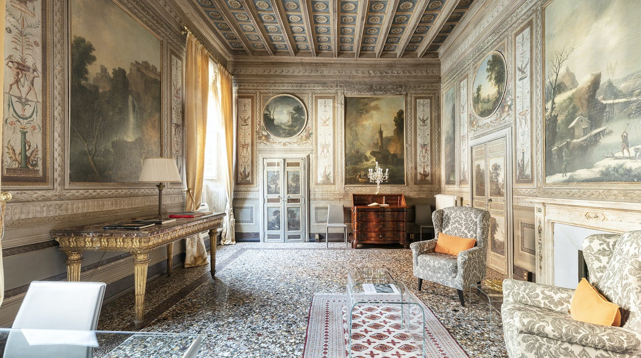 Paolina's Chambers, Campo Marzio, Rome | The Plum Guide