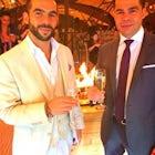 Leo and Angelo